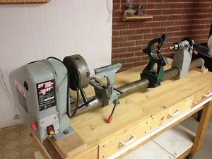 The Vancouver Tool Library Cooperative 37 Wood Turning Lathe